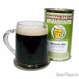 Солодовый экстракт Brau-Partner Schwarz Bier 1,5 кг.